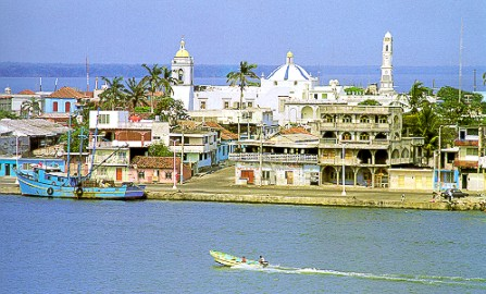 Puerto Pesquero De Alvarado Veracruz