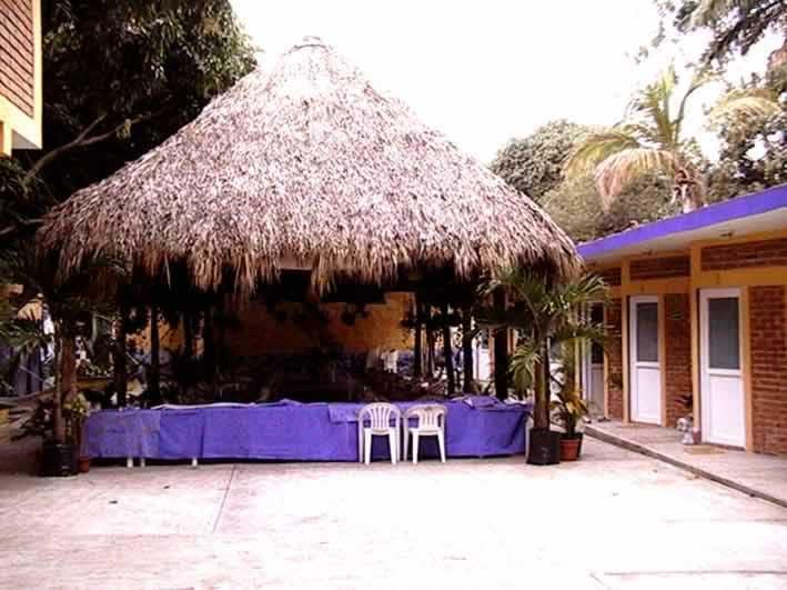 Interior De Las Habitaciones Campamento Rio Actopan Veracruz