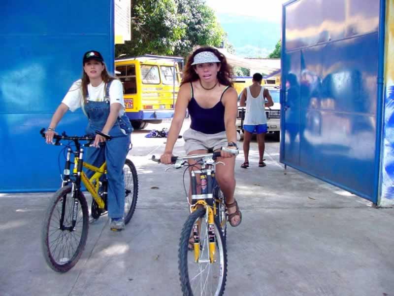 Bicicleta de Montaña Bike Mountain Rio Actopan Chicuasen Veracruz