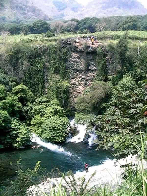 Rappel En El Rio Actopan Chicuasen Actividades De Aventura y Ecoturismo En Veracruz