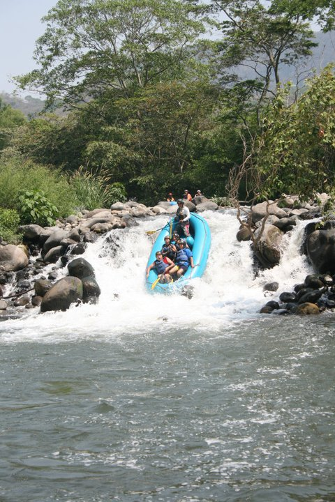 Descenso En Rios Rapidos Rafting Rio Actopan Chicuasen Veracruz