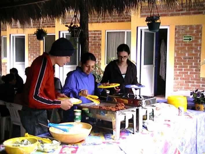 Comedor - Instalaciones En Chicuasen - Actopan Veracruz