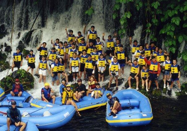 Rafting Descenso En El Descabezadero Del Río Actopan Chicuasen Veracruz