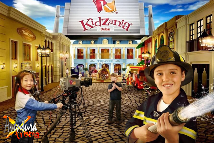 Excursion a Kidzania desde Xalapa