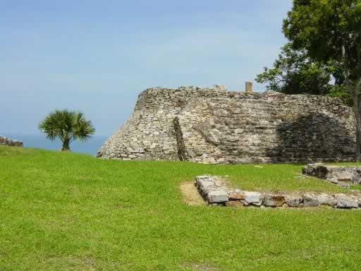 Zona Arquelógica Quiahuiztlán Veracruz